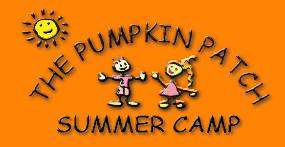CLICK TO RETURN TO SUMMER CAMP MAIN PAGE - THE PUMPKIN PATCH SUMMER CAMP HACKETTSTOWN NEW JERSEY
